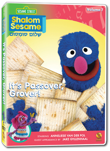 Shalom Sesame – It's Passover Grover!-0