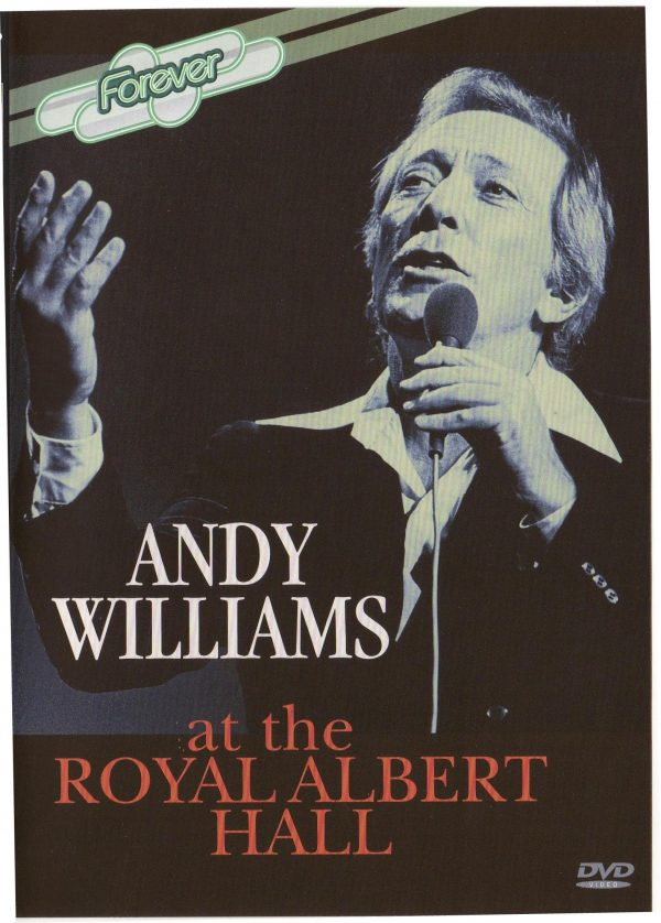 Andy Williams at the Royal Albert Hall -0