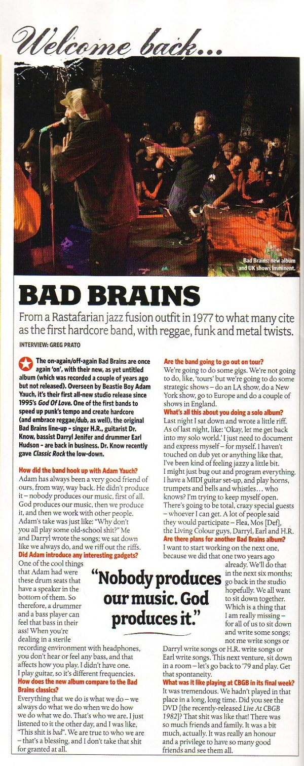 Bad Brains – Live at CBGB 1982 [DVD]-622