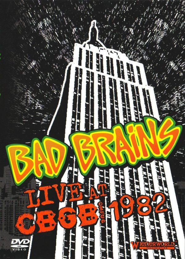 Bad Brains – Live at CBGB 1982 [DVD]-0