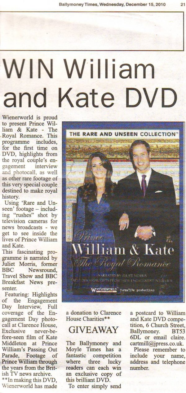 Prince William & Kate – The Royal Romance-514
