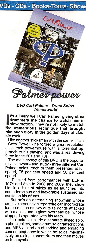 Carl Palmer – Drum Solos -673