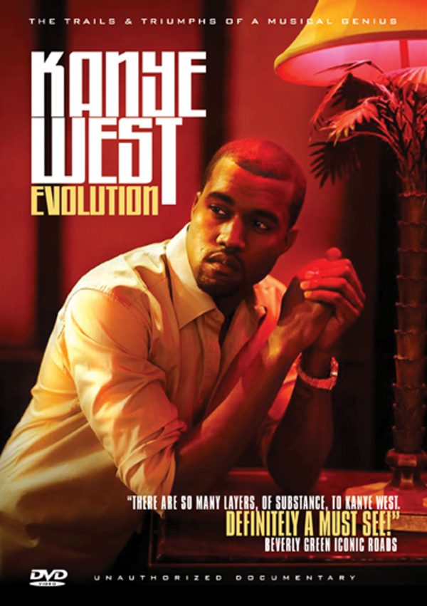 Kanye West - Evolution-0