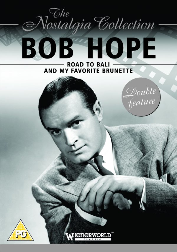 Bob Hope – Road To Bali / My Favorite Brunette (PG)-0