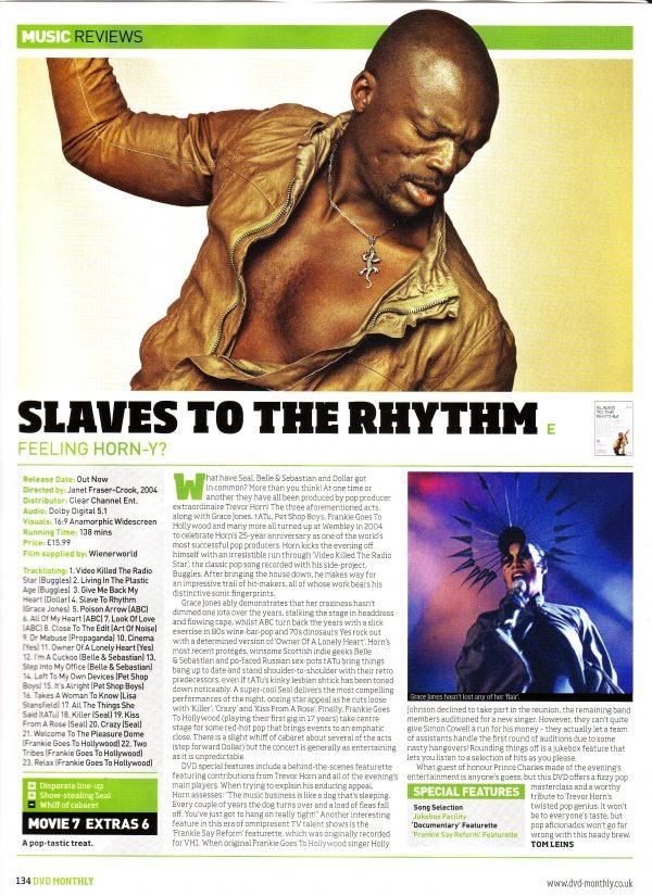 Trevor Horn - Slaves to the Rhythm-595