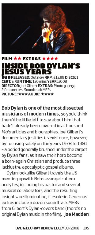 Inside Bob Dylan's Jesus Years -1804