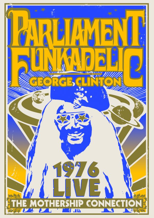 George Clinton – The Mothership Connection -0