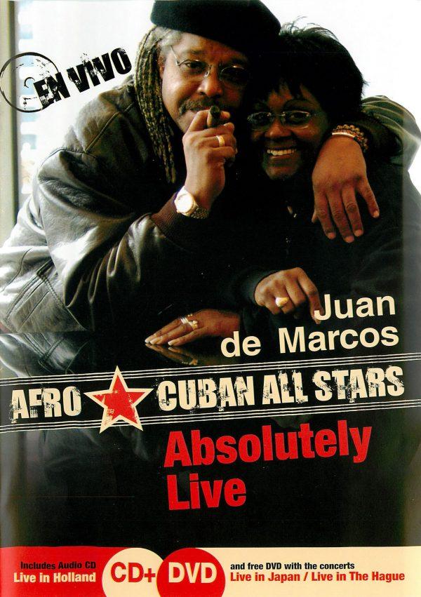 Juan de Marcos Gonzalez - Absolutely Live-0