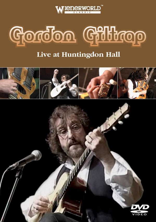 Gordon Giltrap - Live at Huntingdon Hall-0