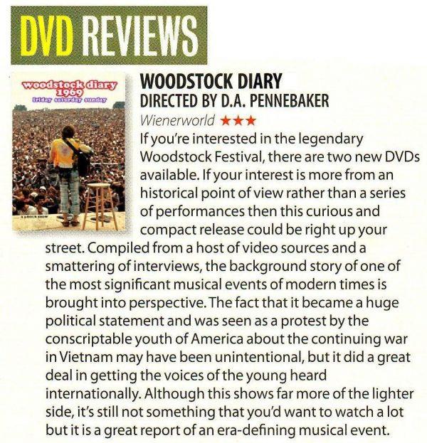 Woodstock Diary 1969-569