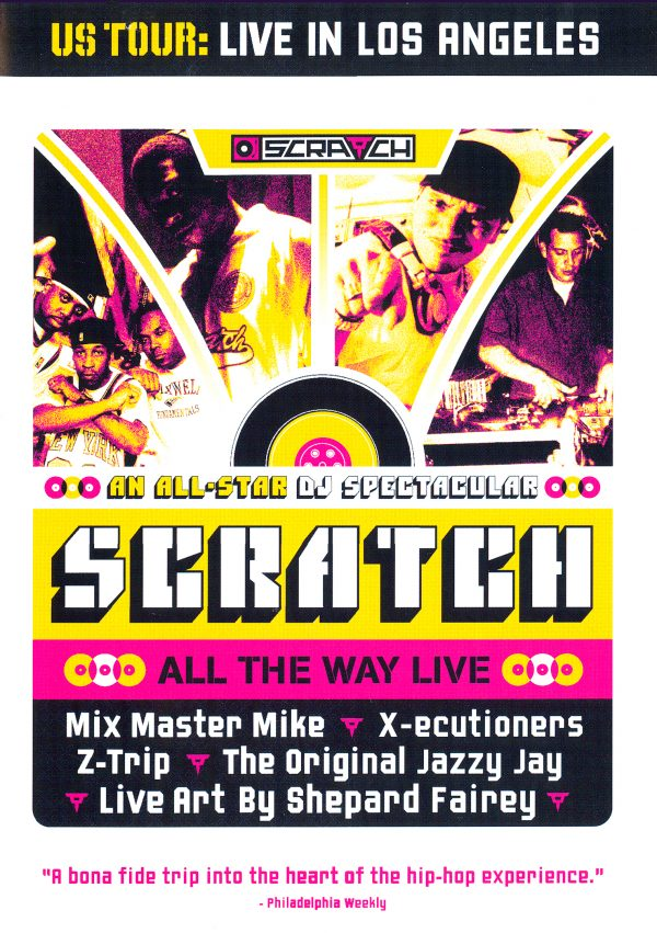 Scratch: All The Way Live-0