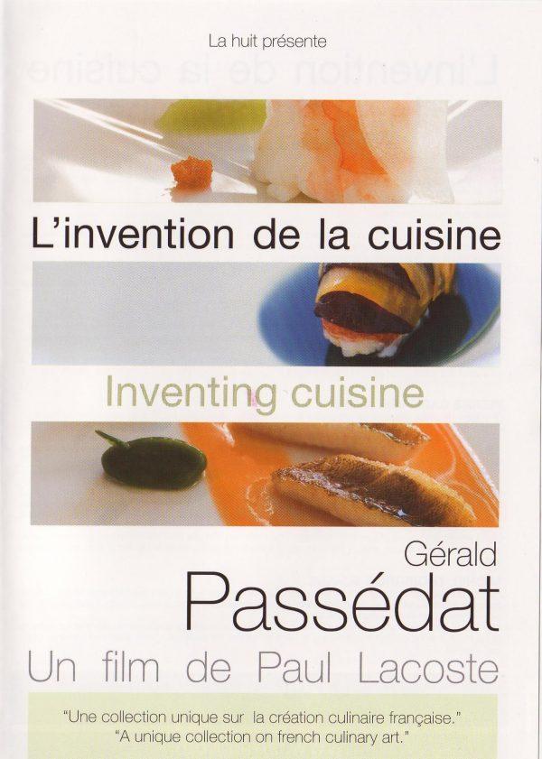 Inventing Cuisine – Gerald Passedat -0