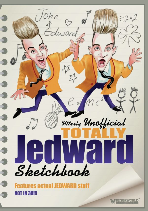 Totally Jedward - Sketchbook-0