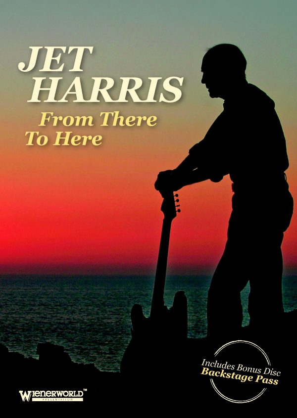 Jet Harris - From There To Here-0