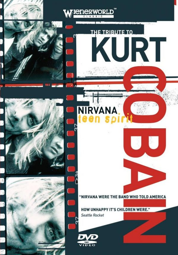 Nirvana Teen Spirit - The Tribute To Kurt Cobain-0
