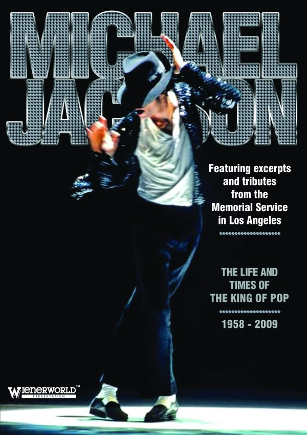 Michael Jackson - The Life and Times of the King of Pop-0