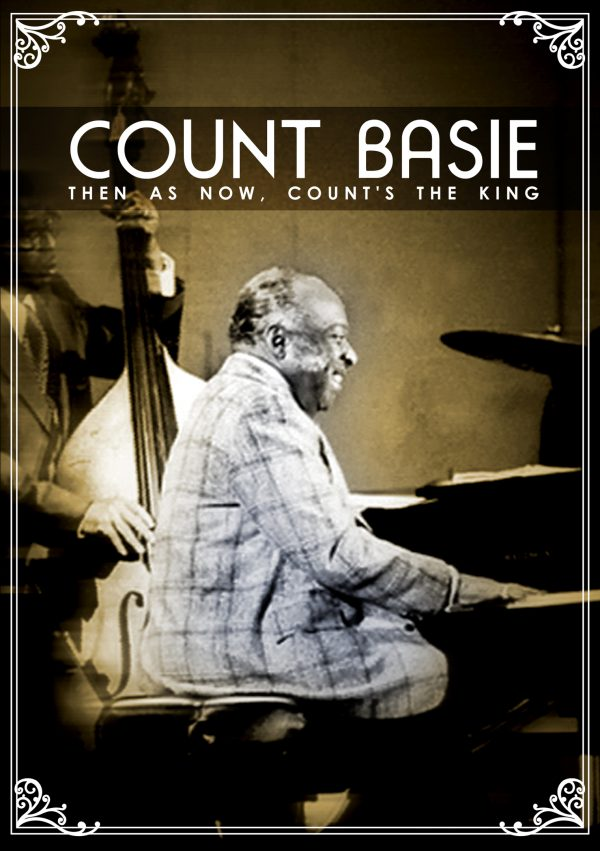 Count Basie – Then As Now, Count's The King -0