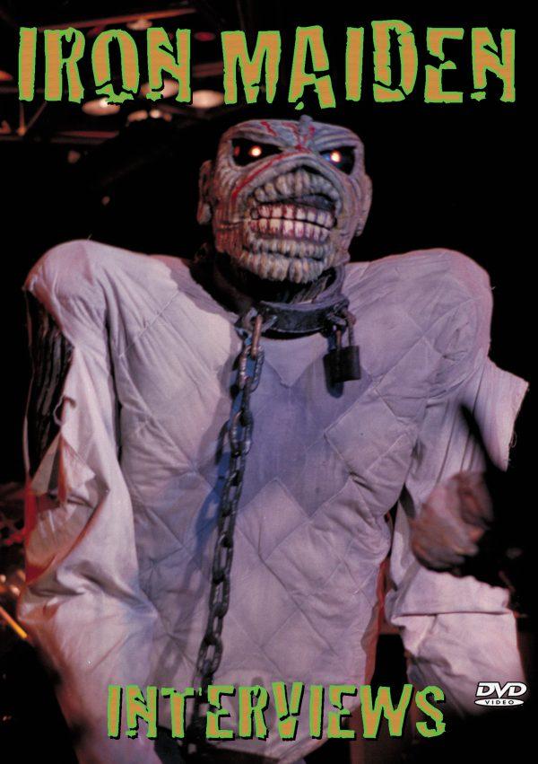 Iron Maiden - Interviews-0