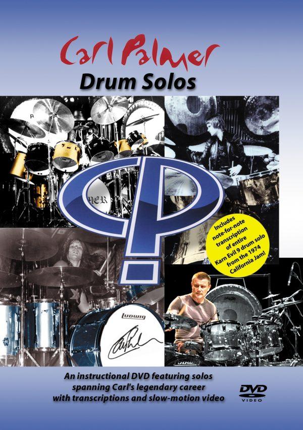 Carl Palmer – Drum Solos -0