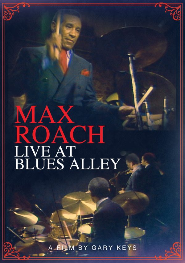 Max Roach - Live At Blues Alley-0