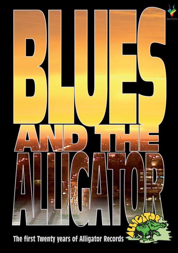 Blues And The Alligator-0