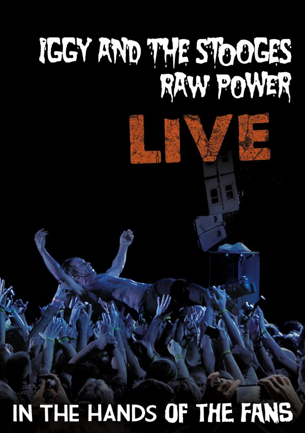 Iggy & The Stooges - Raw Power Live (DVD)-0