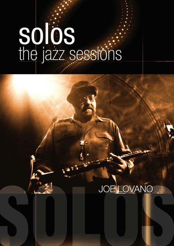 Solos: The Jazz Sessions - Joe Lovano-0