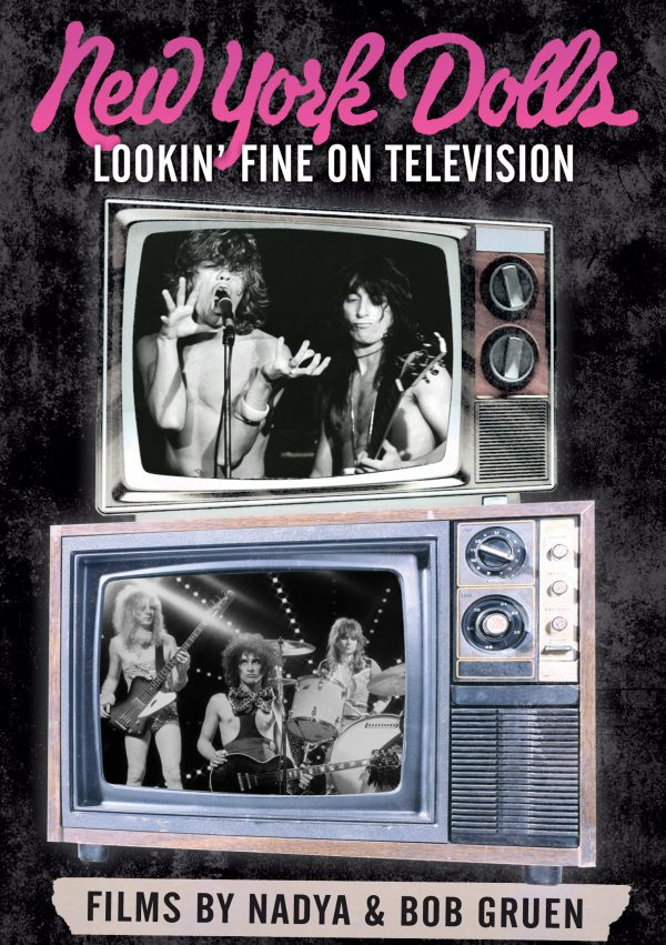 New York Dolls - Lookin' Fine On Television-0