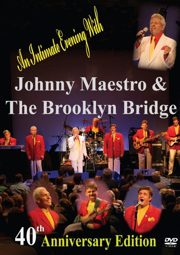 Johnny Maestro & The Brooklyn Bridge - 40th Anniversary Edition-0