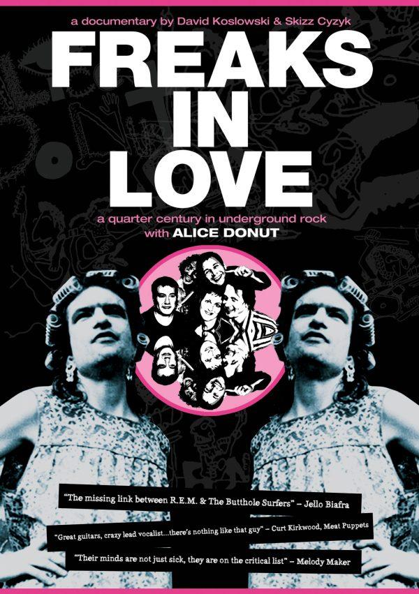 Alice Donut - Freaks In Love-0