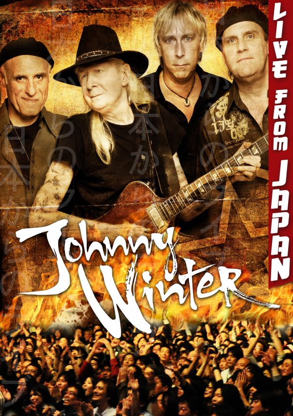 Johnny Winter - Live From Japan-0