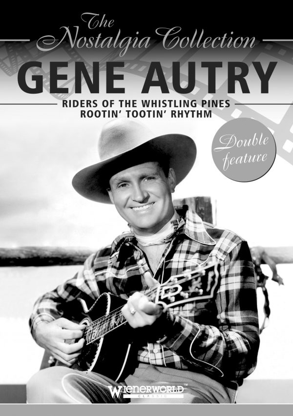 Gene Autry – Riders of the Whistling Pines Rootin' Tootin' Rhythm (U)-0
