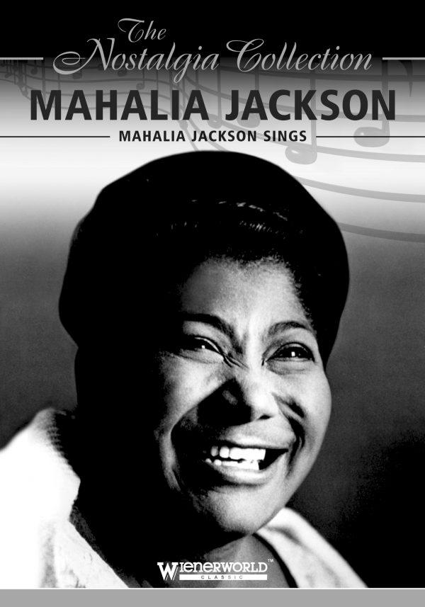 Mahalia Jackson – Mahalia Jackson Sings-0