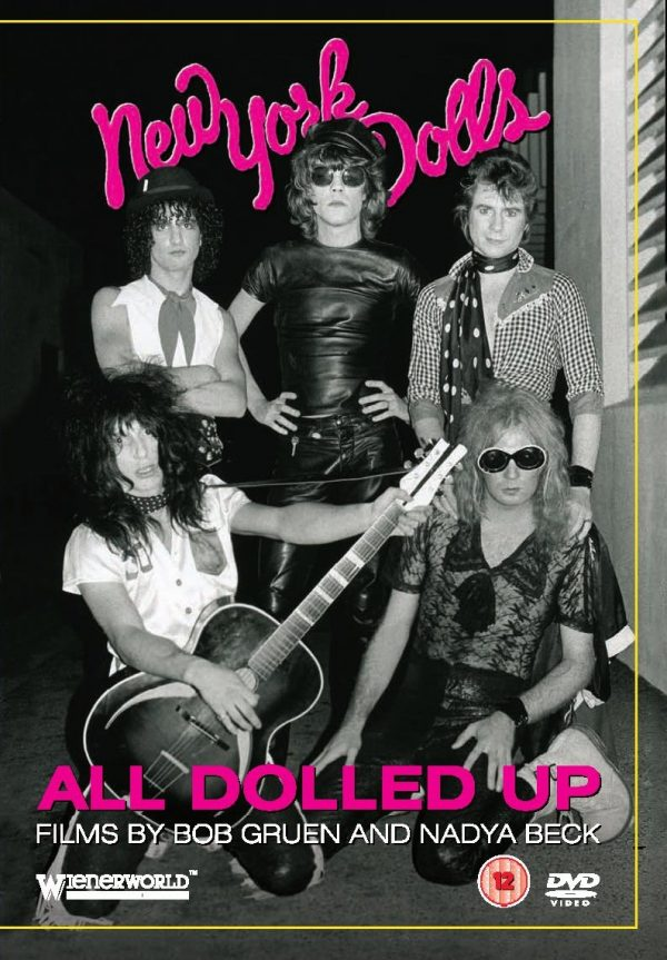 New York Dolls - All Dolled Up-0