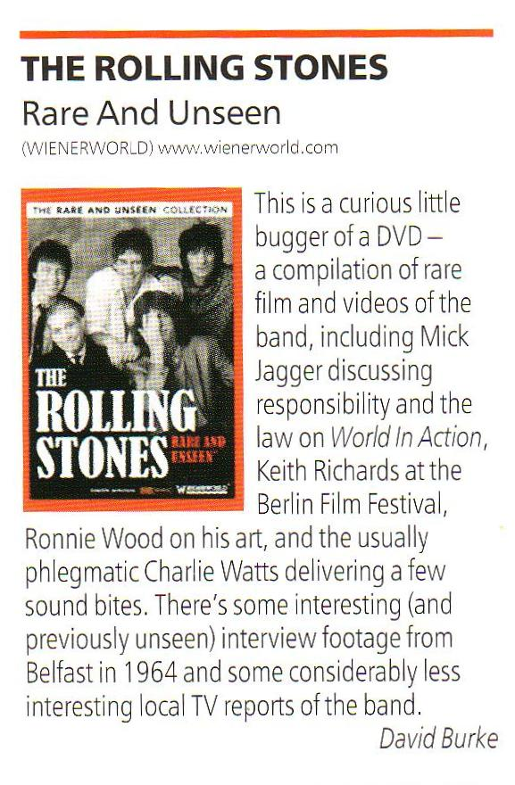 Rare and Unseen – The Rolling Stones -557