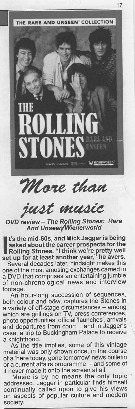 Rare and Unseen – The Rolling Stones -559