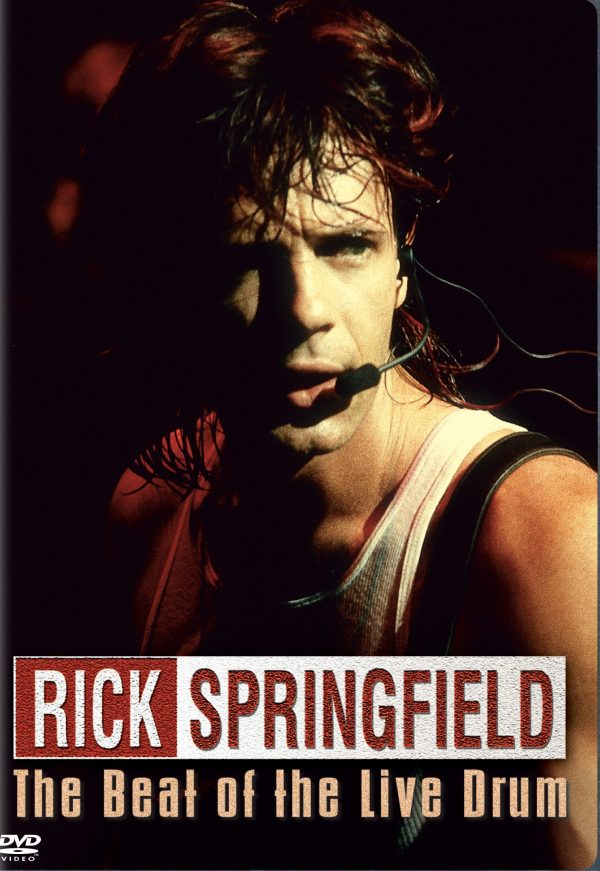 Rick Springfield – The Beat of the Live Drum -0