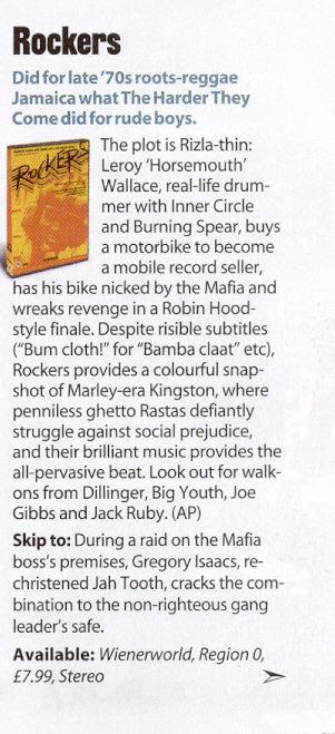 Rockers (Blu-Ray) (15)-632