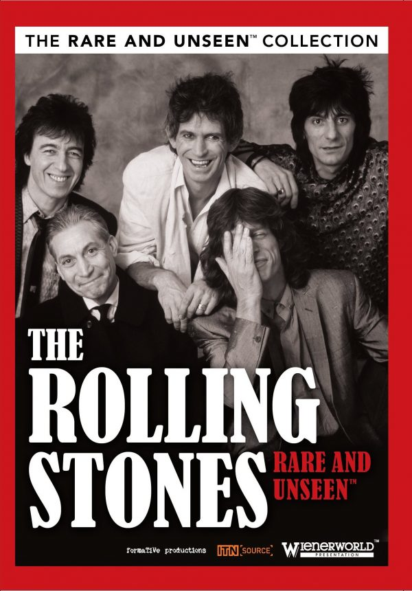 Rare and Unseen – The Rolling Stones -0