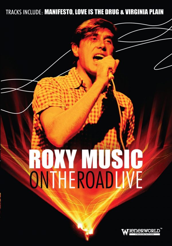 Roxy Music – On The Road Live-0