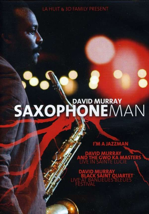 David Murray - Saxophone Man-0