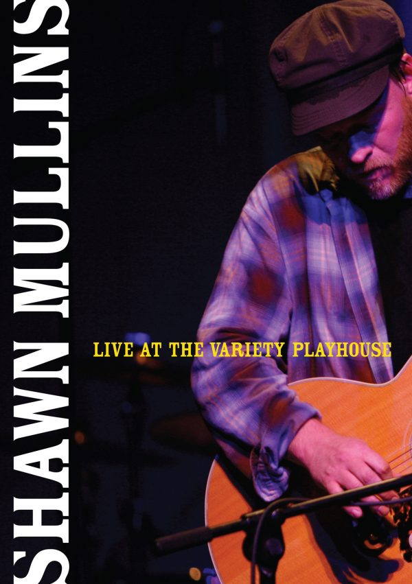 Shawn Mullins – Live At The Variety Playhouse-0
