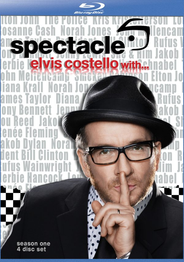 Spectacle – Elvis Costello With… Season 1 (Blu-Ray) -0