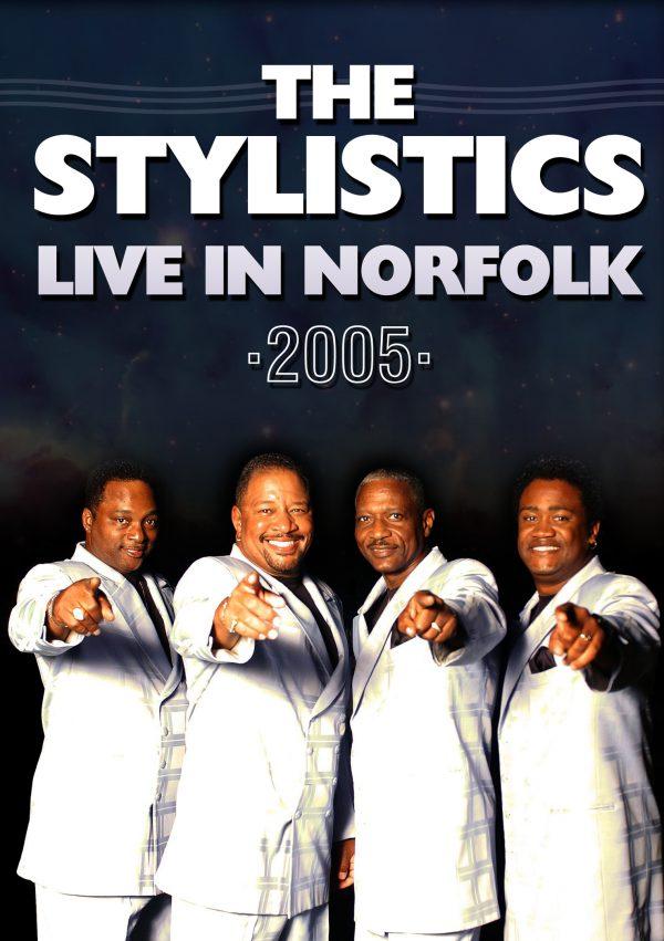 Stylistics - Live In Norfolk 2005-0