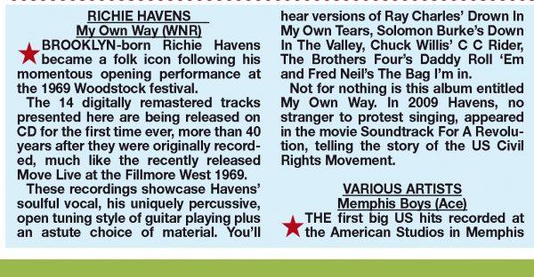 Richie Havens - My Own Way -818