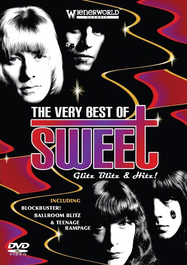 Sweet, Very Best of – Glitz, Blitz & Hitz-0
