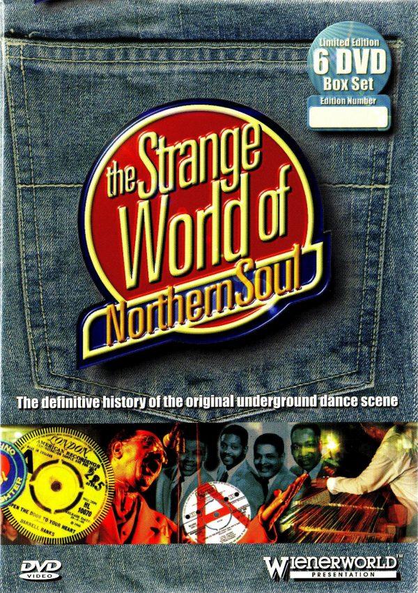 Strange World of Northern Soul (6 DVD set)-0