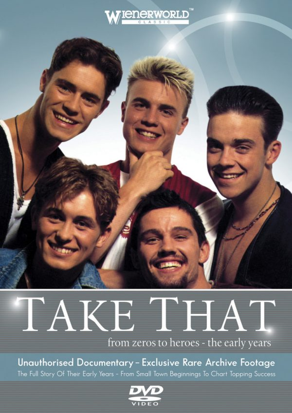 Take That – From Zeros To Heroes -0