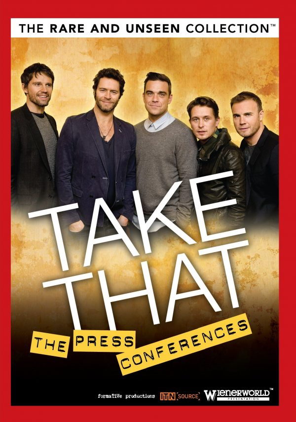 Rare and Unseen – Take That-0