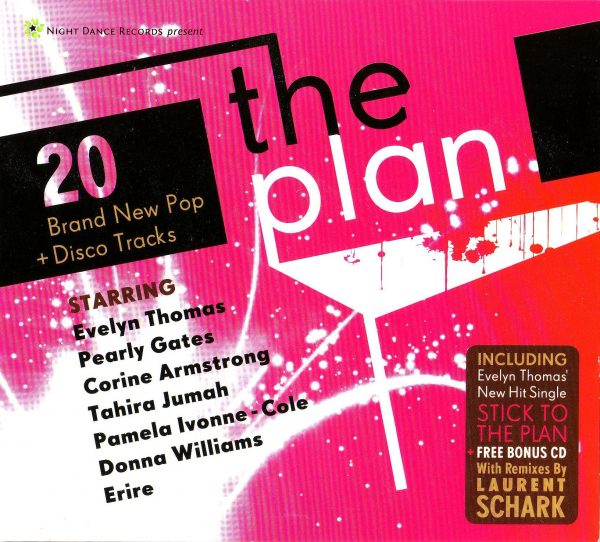 The Plan - 20 Brand New Pop & Disco Tracks-0